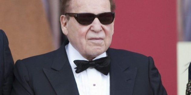Sheldon Adelson quiere acabar con el juego por internet por