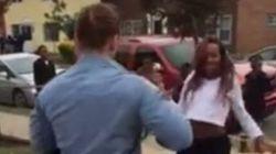 El baile de esta policía ha gustado mucho a Obama