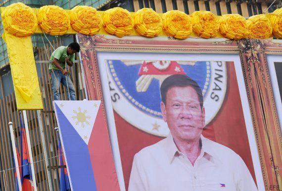 Duterte dice que él mismo mató a delincuentes cuando era alcalde de
