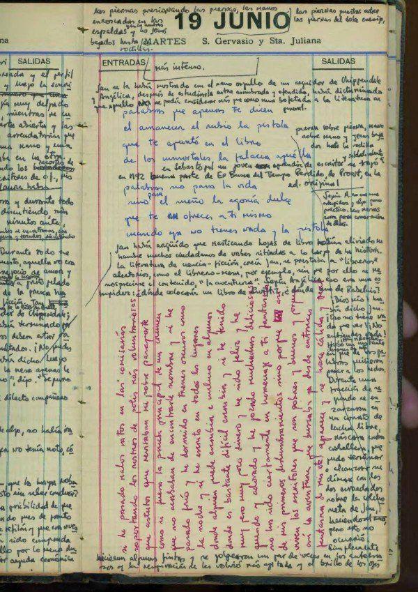 Roberto Bolaño y el viaje a las historias secretas de los libros póstumos de grandes