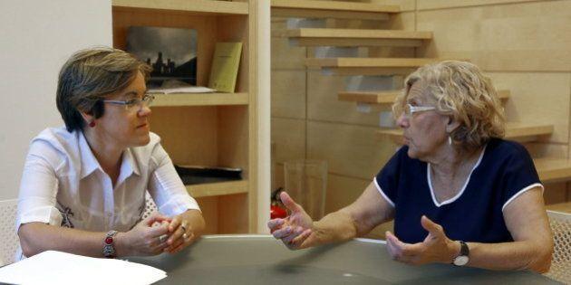 Carmena estudia ceder edificios municipales vacíos a colectivos