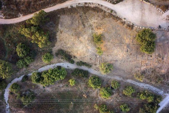 Hallados restos monumentales de la bíblica ciudad filistea de