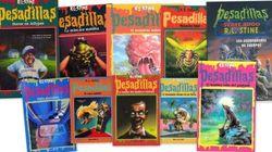 'Pesadillas': la colección de terror adolescente de los 90 llega a los