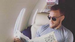 ¿Ves lo que pasa en esta foto de Conor McGregor que ha desatado las