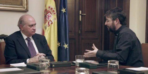 Cuando Fernández Díaz negó en 'Salvados' haber filtrado informes a la