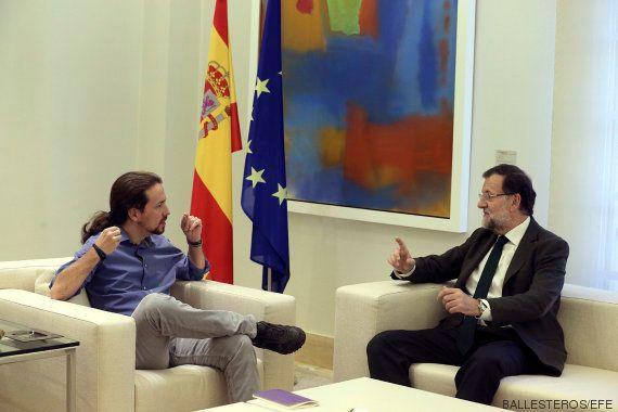 Rajoy sobre sus reuniones: