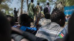 Tres años de guerra en Sudán del Sur: una generación de niños está en
