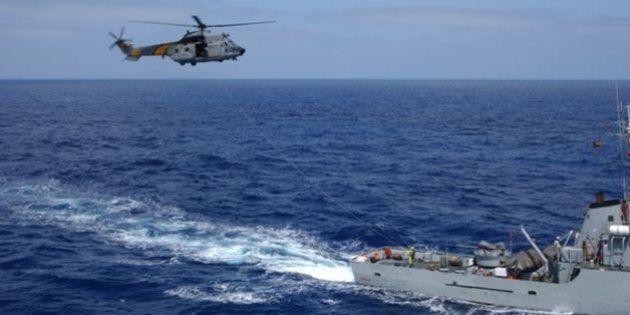 Rescatados los cadáveres de dos de los tres militares fallecidos en el accidente de