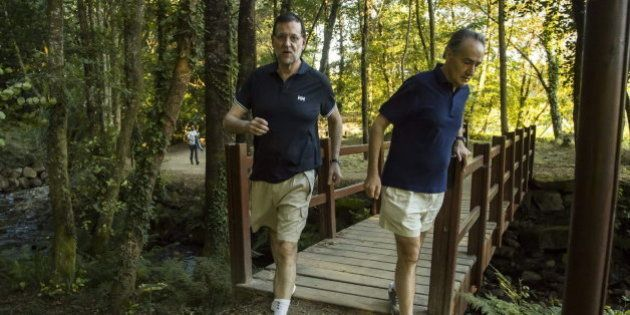 Rajoy pasará las vacaciones de Semana Santa en Doñana