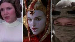 Todo lo que hemos aprendido con las chicas de 'Star Wars'