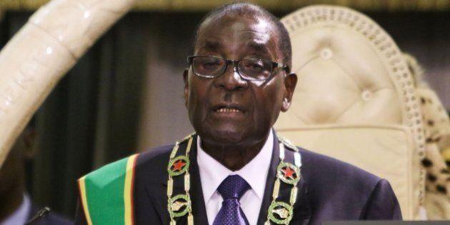 Mugabe se equivoca y repite un discurso de hace menos de un