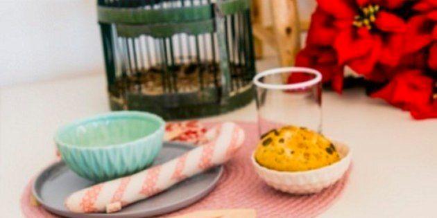 Ideas para una mesa de Navidad decorada al estilo