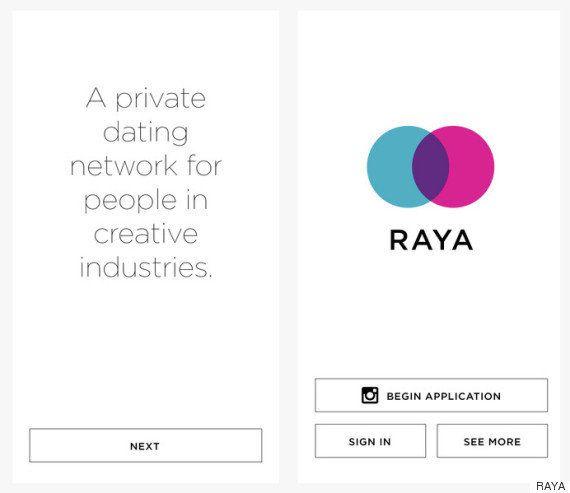 Raya: la aplicación para ligar entre