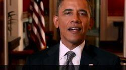Obama vuelve a hablar en español