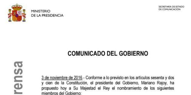 Ironía en Twitter con la manera elegida por Rajoy para anunciar su nuevo