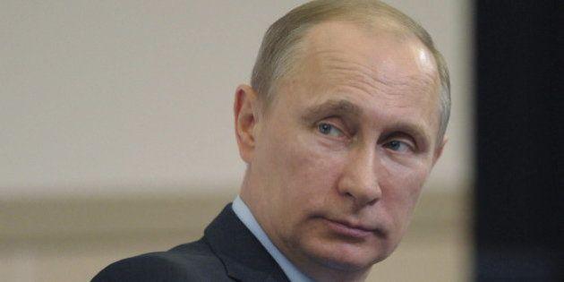 Putin avisa de que Ucrania está al borde de una guerra