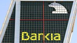 Bankia gana 855 millones hasta septiembre, un 7,3 % más que el año