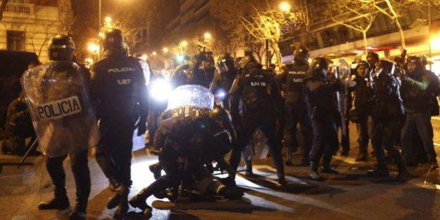 Los antidisturbios se manifestarán contra el