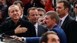 Erdogan ve en el resultado de las elecciones en Turquía un