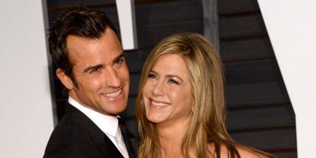 Jennifer Aniston y Justin Theroux se han