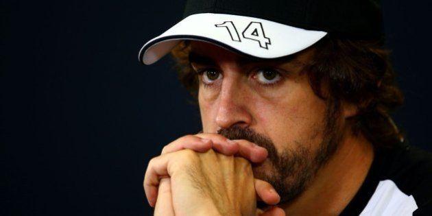 La desoladora confesión de Fernando Alonso a don Juan Carlos
