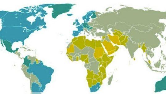 17 países ya celebran bodas gays