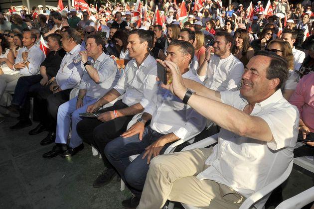 El PSOE o la inevitabilidad de la