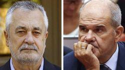 El juez abre juicio oral contra Chaves y Griñán por el caso de los