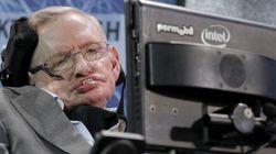 Así funciona el aparato que permite hablar a Stephen Hawking