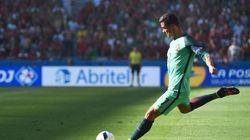 Cristiano se sale y Portugal salva el lado oscuro siendo