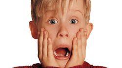 14 caras de Macaulay Culkin en 'Solo en casa' que tú pones y no lo