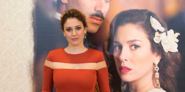 Blanca Suárez ante la polémica de 'Lo que escondían sus ojos':