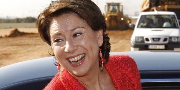 Magdalena Álvarez, exministra de Fomento, declara por los ERE de