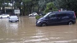 Mueren cuatro ancianos por las inundaciones en