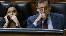 Santamaría, sobre el lapsus de Rajoy: