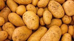 Esta foto de una patata (sí, una patata) vale un millón de