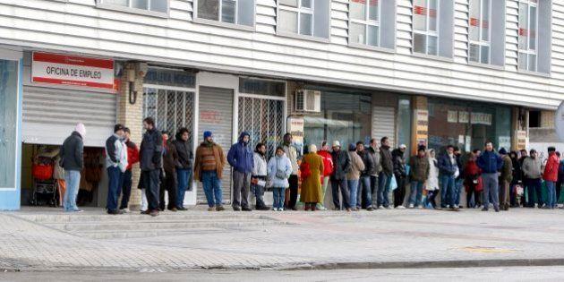 Paro registrado en octubre de 2015: el desempleo sube en 82.327