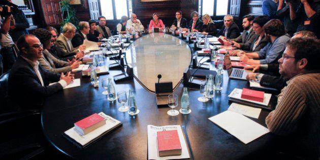 La Mesa sigue el trámite de la resolución separatista tras una Junta sin