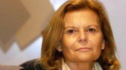 La escritora Carme Riera, Premio Nacional de las Letras Españolas