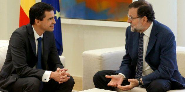 Herzog (UPyD) pide a Rajoy que active ya el artículo 155 de la
