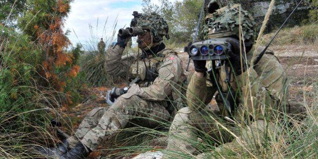 El conflicto africano de la OTAN en