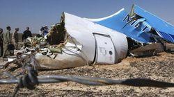 La caja negra del avión ruso estrellado registró sonidos