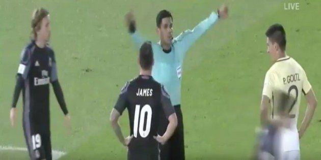 El tremendo lío con este gol de Cristiano en el Mundial de
