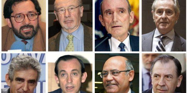 Gastos detallados de las tarjetas B Caja Madrid: el juez envía a las partes un CD con el desglose de...