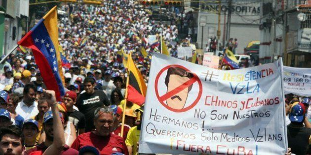 Maduro rompe relaciones con Panamá por proponer una mediación en la crisis