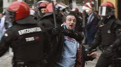 Cinco detenidos en una pelea entre ultras del Olympique y del