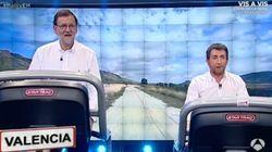 La surrealista explicación de Rajoy a su frase de los vecinos y el