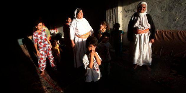 Amnistía Internacional acusa al Estado Islámico de perpetrar una limpieza étnica en