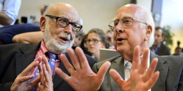 Nobel de Física 2013: Peter Higgs y François Englert por el bosón de