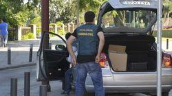 Nuevas detenciones y registros por el 'caso de los